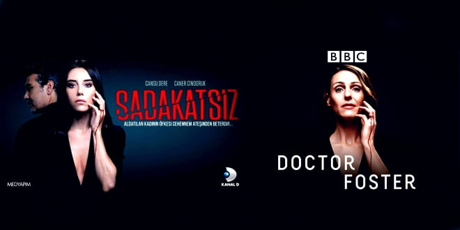 Sadakatsiz'in (Ç)aldığı Format Doctor Foster