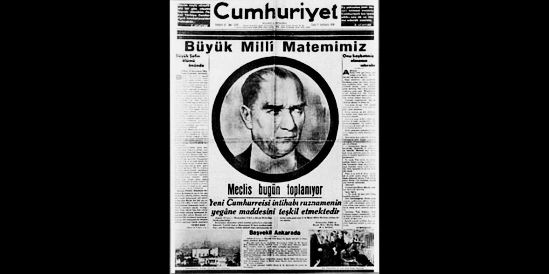 10 Kasım 1938: Bilinmeyen Fotoğraflar