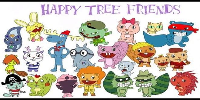 Happy Tree Friends: Çocuğunuzun Sadist Becerilerini Destekleyen Çizgi Film