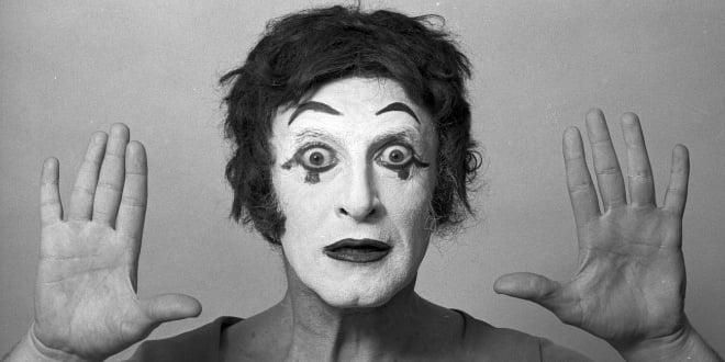 Marcel Marceau: Pandomimde 1 Gece